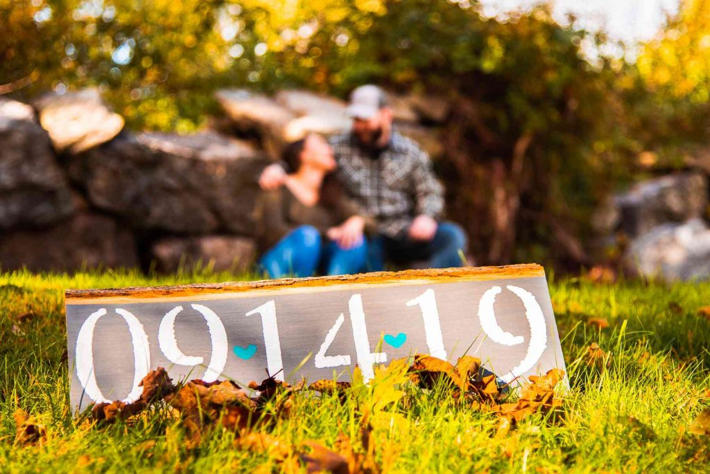 Image from an engagement at Haley Farm State Park by Terrence Irving Photography | Ledyard, CT Portrait and Wedding Photographer.
