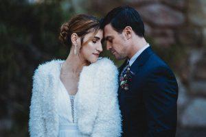 Blithewold Mansion wedding bride and groom models